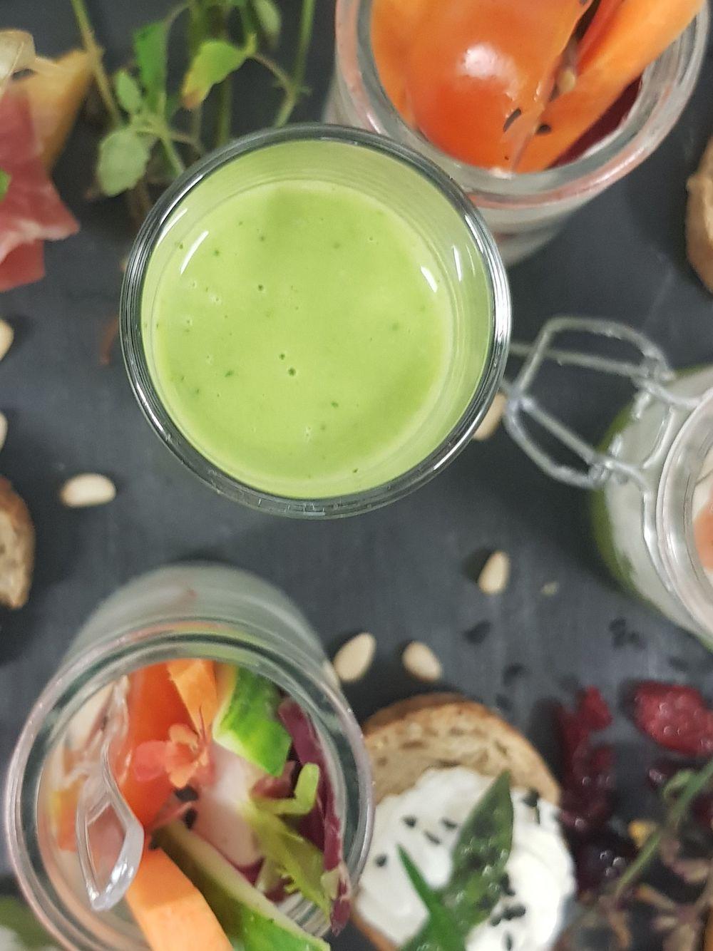 veggie cocktail